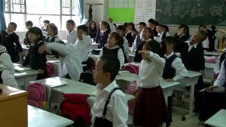 小学一年级语文优质课展示上册《四季》人教版戴老师