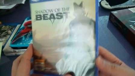 《无游不欢》PS4野兽之影简单开箱