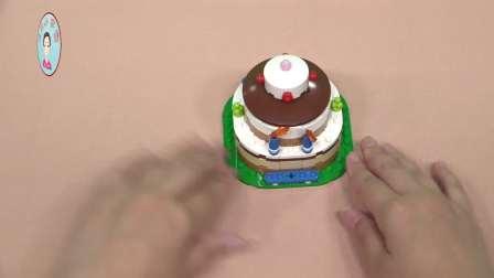 玩具小宇宙 009 乐高 40153 生日蛋糕 还有小惊喜 乐高生日蛋糕