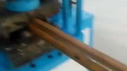 脚手架冲孔机全自动送料冲孔机