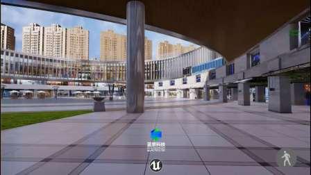 商城 商业街  虚拟现实  ue4  虚拟样板房 虚拟汽车 虚拟室外 虚拟地产