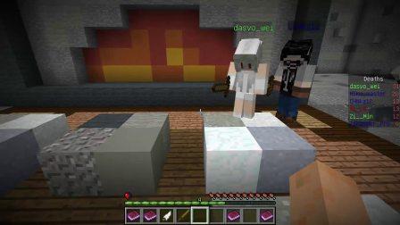 我的世界Minecraft-籽岷的1.12多人解谜 巨屋历险记视频