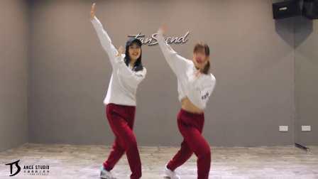 《海绵宝宝》编舞教学练习室【TS DANCE】