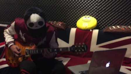 【电吉他】 包青天 摇滚吉他版【PANDA-MAN 熊猫侠】