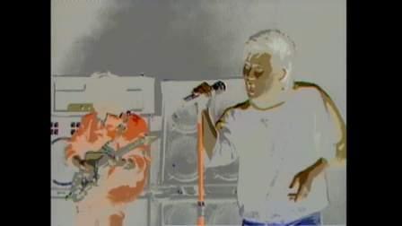 复活乐队《熙呀》1986年MBC人气歌谣现场