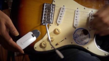 无线吉他手NUX B-2无线收发器评测