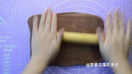 巧克力脏脏包的做法