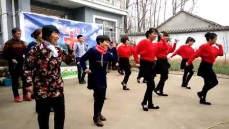 基督教舞蹈夹沟镇辛丰舞蹈团(快乐圣诞)原创