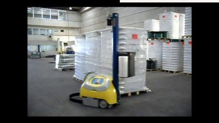 瑞士【FROMM 孚兰】自走式薄膜缠绕机 缠绕膜包装机FR 40x系列