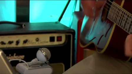 BLUE:Snowflake使用方法 Garageband的音乐录音