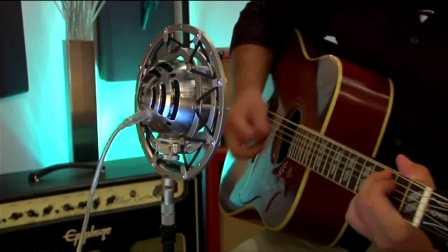 BLUE:Snowball/雪球在Garageband的音乐录音 使用方法