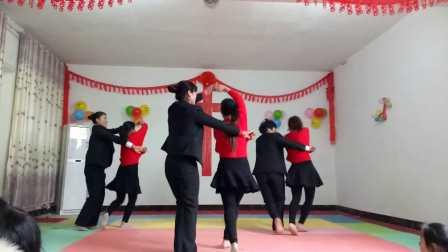 基督教舞蹈(爱的天堂)夹沟镇辛丰舞蹈团原创