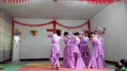 基督教舞蹈夹沟镇辛丰舞蹈团(恩典的记号)