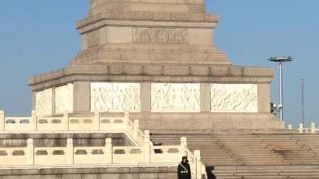 天安门广场人民英雄纪念碑