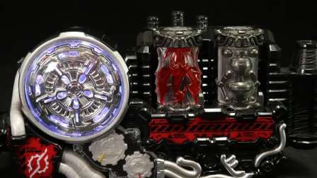 假面骑士EX-AID DX 凤凰,机器人瓶罐
