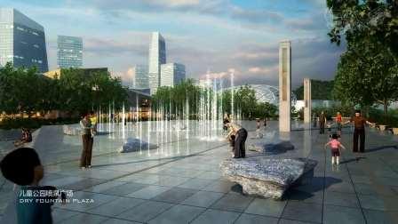梅溪湖国际新城规划展示视频