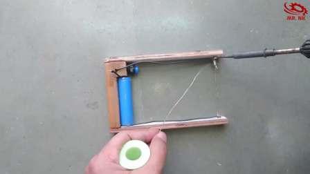 【DIY技术】如何做简单的切割机