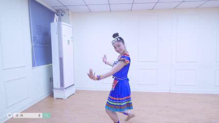 深圳派澜中国舞培训田娅点老师《苗女》舞蹈教学