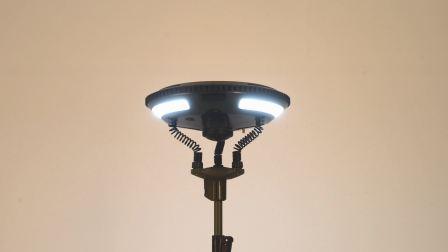 户外灯具之太阳能蓝牙音响庭院灯介绍