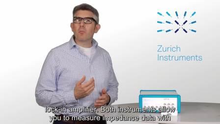 MFIA阻抗分析仪和LCR测量仪 Zurich Instruments 英文HD