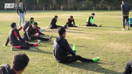 《足球人生.回到原点》陕西长安竞技2018冬训纪录片