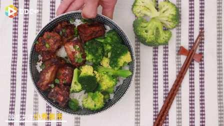 这样的排骨饭, 健康又美味, 而且非常简单