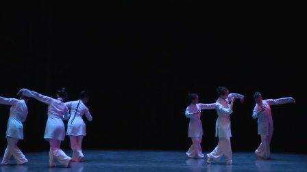 古典舞身韵组合:长亭送别