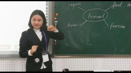 中小学英语教师资格证考试面试-全英试讲示范、初中英语无生试讲视频、片段教学视频