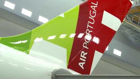 葡萄牙TAP航空首架A330neo喷漆记录