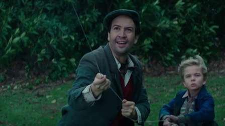 《欢乐满人间2》官方预告 经典歌舞片重回大银幕