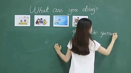英语试讲视频-2018年教师统招考编招聘面试-小学英语无生试讲示范视频.avi