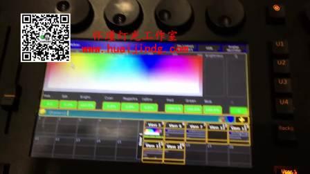 MA2灯光控台系统升级的方法