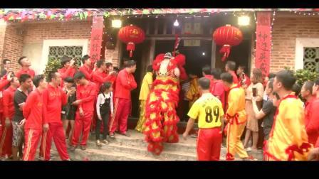 万宁市2018元宵节【北坡后山廟堂众神】出游,微电影