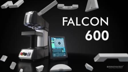 【预告】荷兰INNOVATEST轶诺 | FALCON 600 维氏硬度计 英文