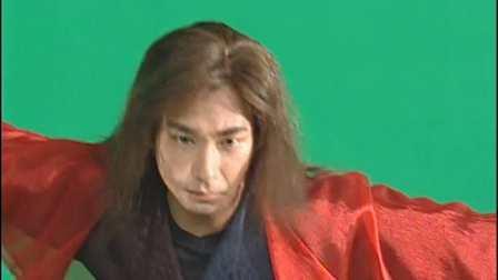 2002赵文卓电视剧[风云雄霸天下]拍摄花絮