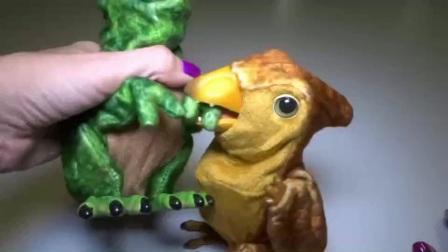 恐龙总动员玩具恐龙世界动画片霸王龙