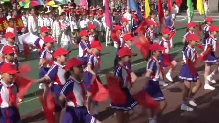 重庆市渝中区德精小学校综合美育大课堂《运动绽放 各美其美》