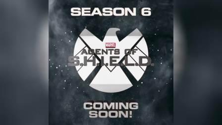 《神盾局特工》第六季更新通知