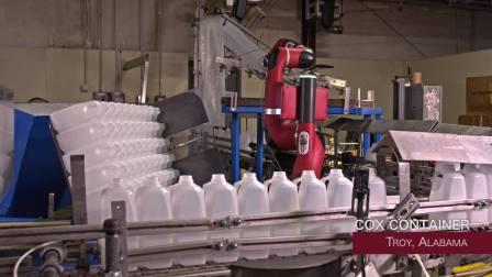 Sawyer智能协作机器人在塑料制造业大显神通