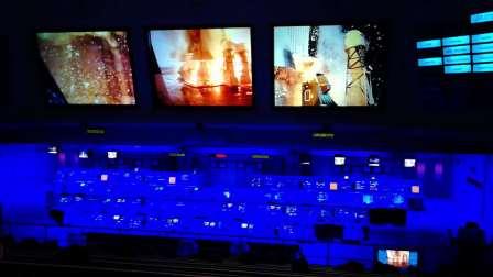 【快7岁】2-18哈哈观看肯尼迪航天中心火箭发射倒计时VID_131532