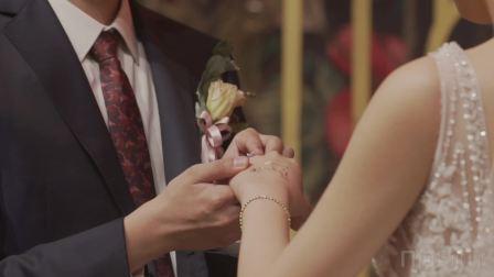 几何电影|ZeZe 喜来登婚礼