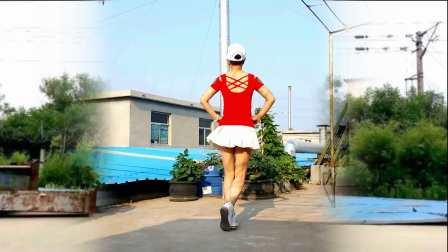 静儿广场舞《玩腻》弹跳16步背面附分解.mp4