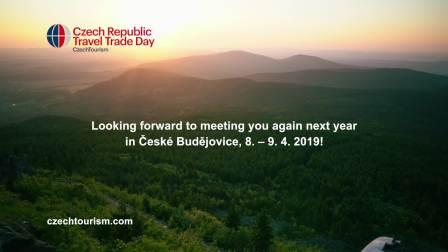 捷克旅游局2018年TTD国际旅游贸易会