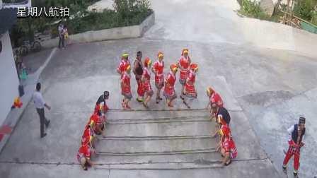 翁昭竹竿舞蹈队