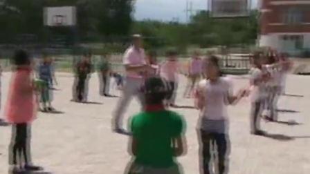 《花樣跳繩》優質課(三年級體育,馬合木達)