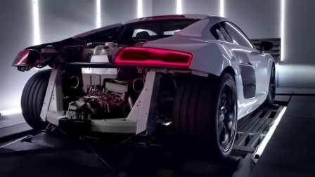 Audi R8 V10 Plus TVC