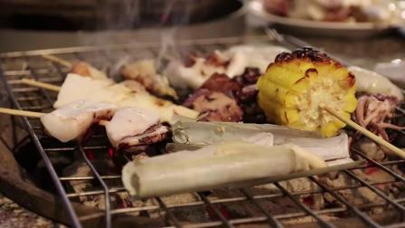 泰国海鲜烧烤