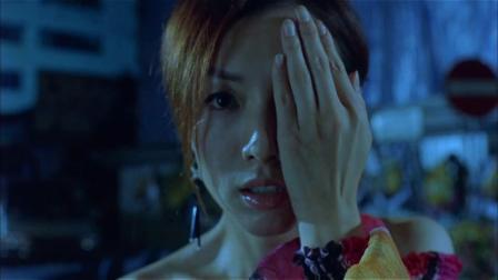 刘青云受伤头上狂冒水,郑秀文无奈街头请鬼来相救