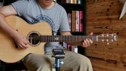 维拉 Veelah V8 吉他评测