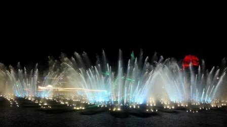 青岛李村世博园音乐喷泉